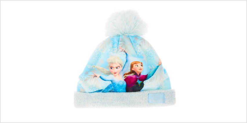 Disney Frozen Sequin Beanie Hat from Claires