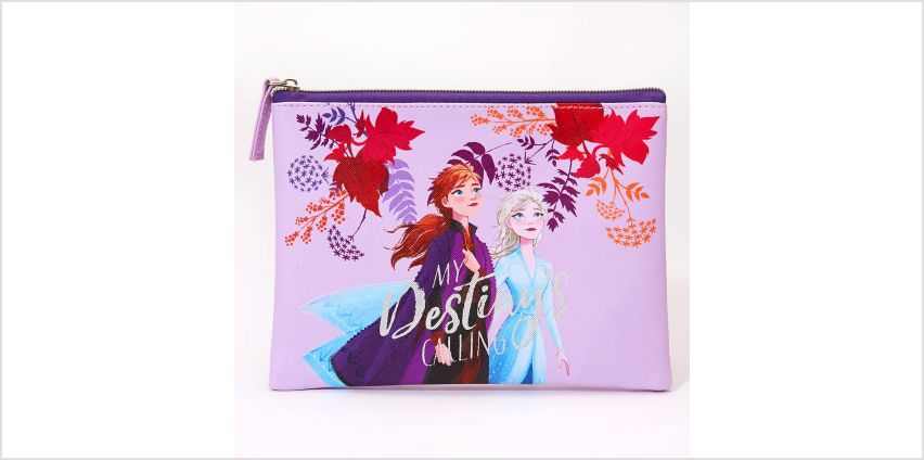 Go to Product: ©Disney Frozen 2 My Destiny's Calling Pouch – Purple from Claires