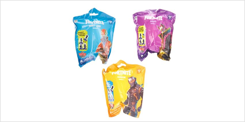 Go to Product: Fortnite Domez Series 1 Blind Bag - Styles May Vary from Claires