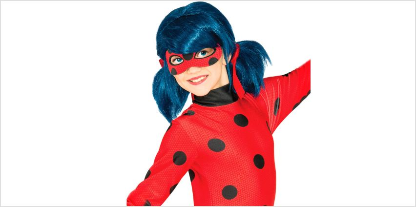 Go to Product: Miraculous™ Ladybug Wig from Claires