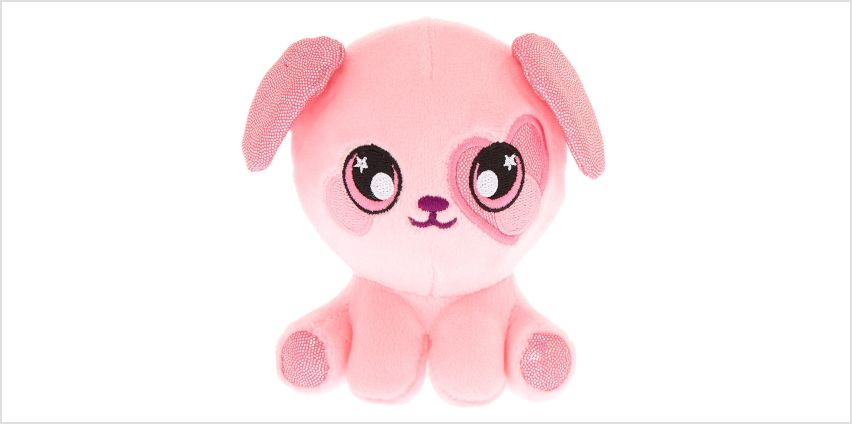 Go to Product: Squeezamals™ 3Deez Candy the Dog Soft Toy from Claires