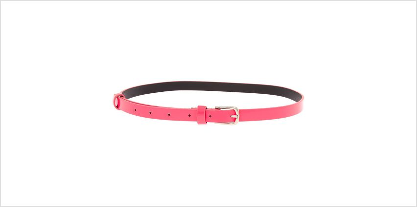 Go to Product: Neon Fashion Belt - Pink from Claires