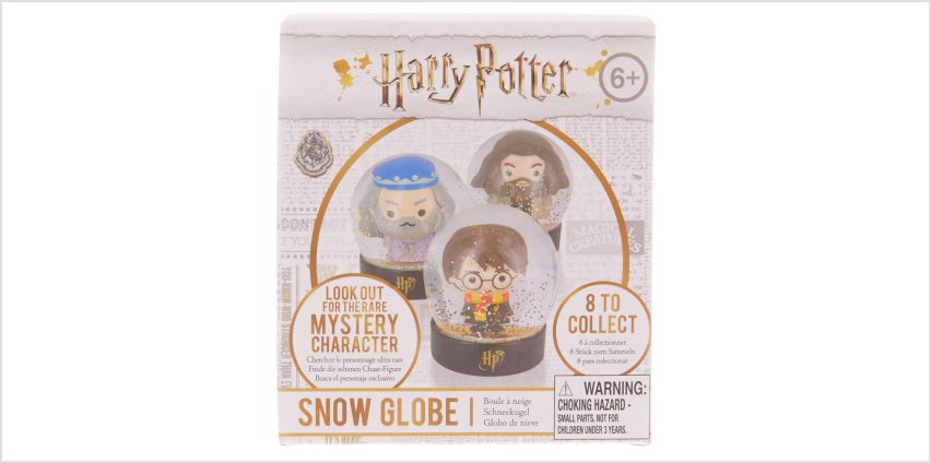 Go to Product: Harry Potter™ Snow Globe - Styles May Vary from Claires