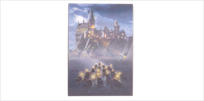 Go to Product: Harry Potter™ Hogwarts Holographic notebook – Black from Claires