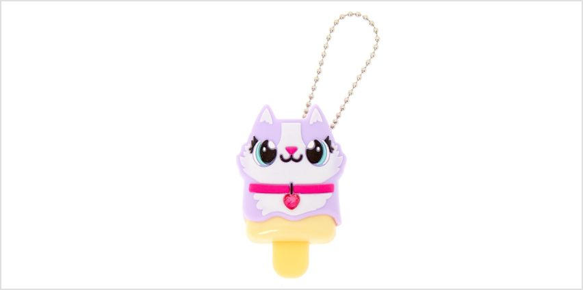 Go to Product: Pucker Pops Carly the Cat Lip Gloss - Grape from Claires