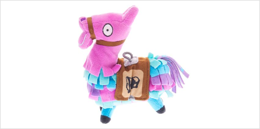 Go to Product: Fortnite Loot Llama Plush Toy from Claires