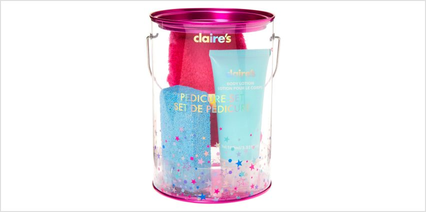 Go to Product: Pedicure Gift Set from Claires