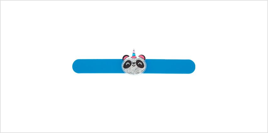 Go to Product: Charlie the Panda Slap Bracelet from Claires