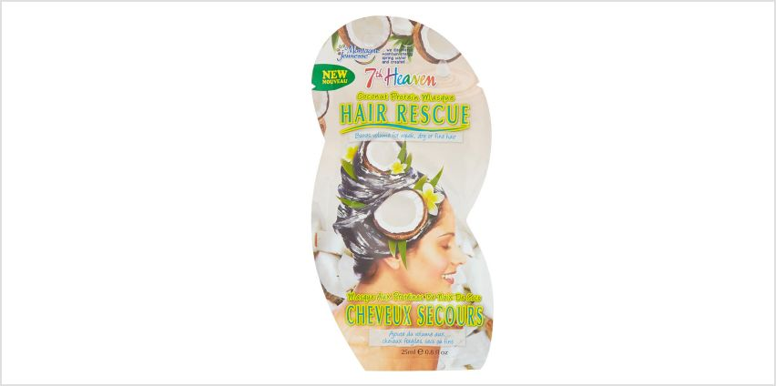 Go to Product: 7th Heaven Hair Rescue Coconut Protein Masque from Claires