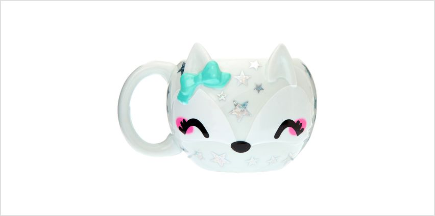 Go to Product: Trixie the Fox Mug - White from Claires