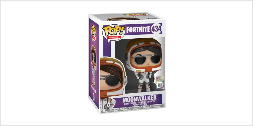 Go to Product: Fortnite Moonwalker Vinyl Figure from Claires