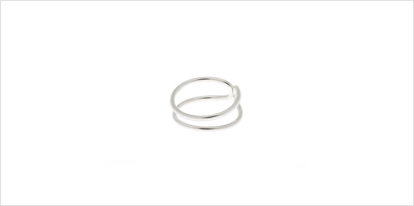 Go to Product: Sterling Silver Double Row Faux Nose Ring from Claires