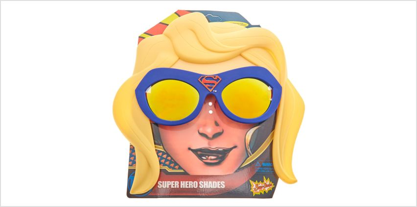 Go to Product: DC Superwoman Superhero Shades-  Blue from Claires