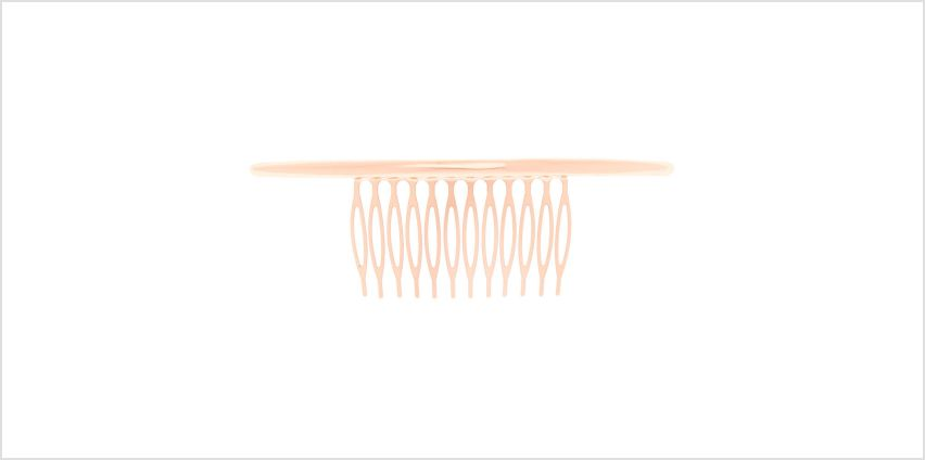 Go to Product: Rose Gold Bar Hair Comb from Claires