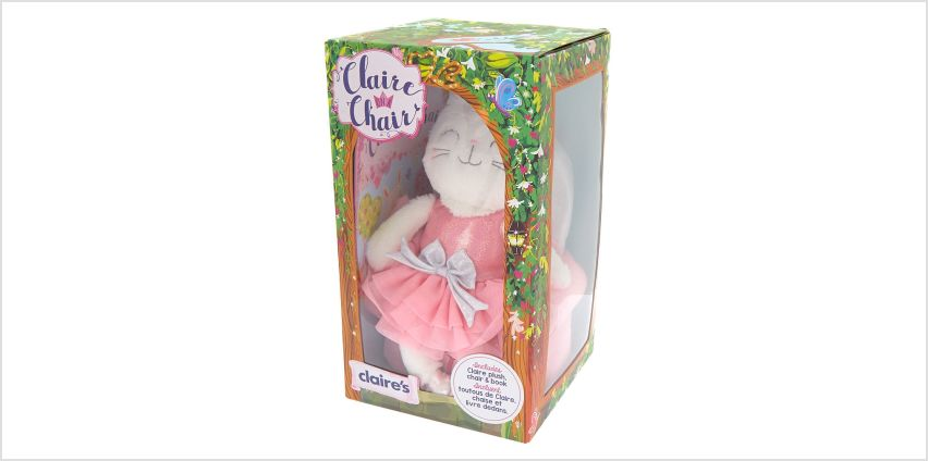 Go to Product: Claire On A Chair Deluxe Set from Claires