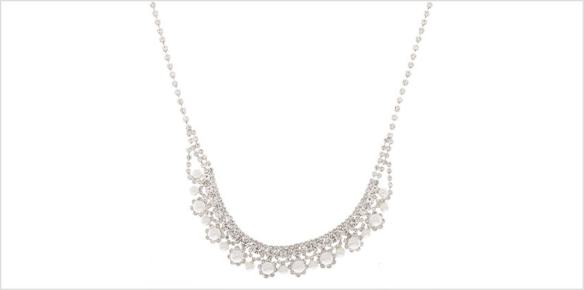 Go to Product: Royal Embellishment Bib Statement Necklace from Claires
