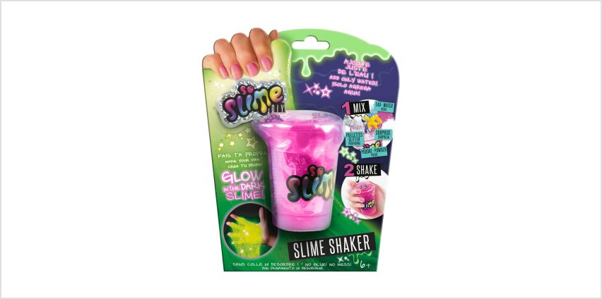 Go to Product: So Slime DIY™ Glow In The Dark Slime Shaker - Styles May Vary from Claires