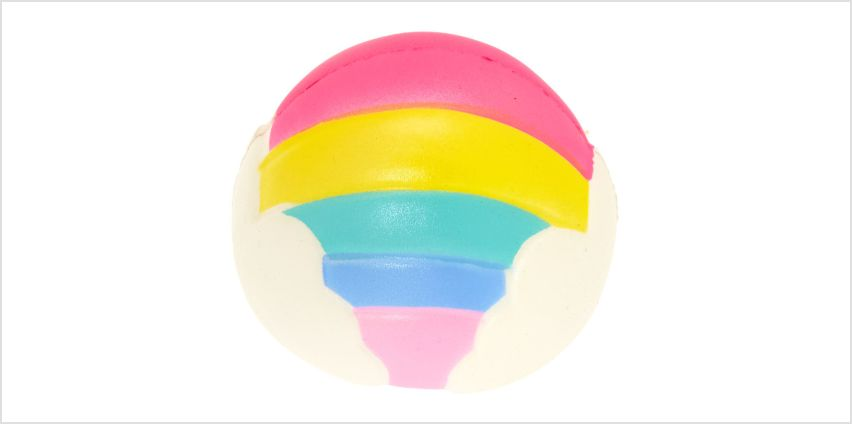 Go to Product: Rainbow Ball Squish Toy from Claires