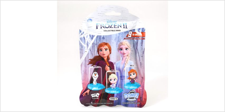 Go to Product: ©Disney Frozen 2 Domez™ Collectible Mini from Claires