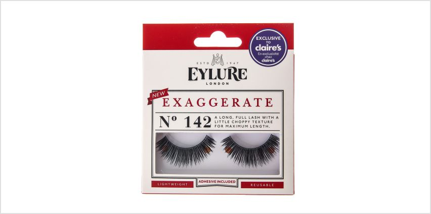 Go to Product: Eylure Exaggerate 142 False Lashes from Claires