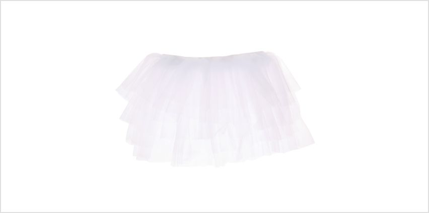 Go to Product: White Poufy Tutu from Claires