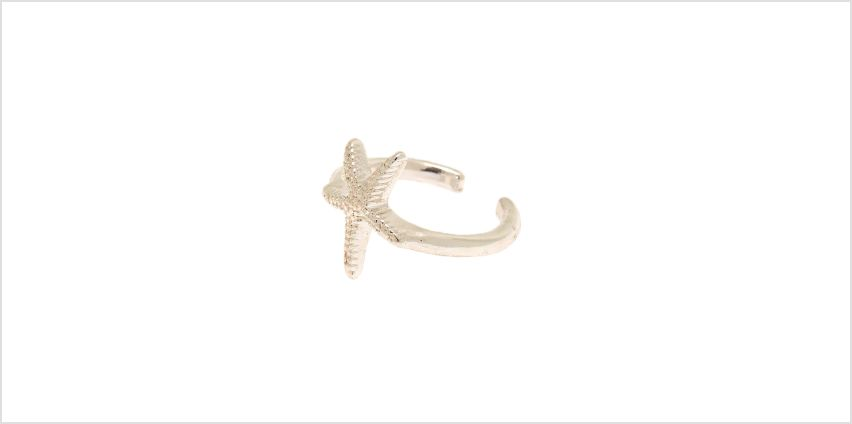 Go to Product: Silver Starfish Toe Ring from Claires