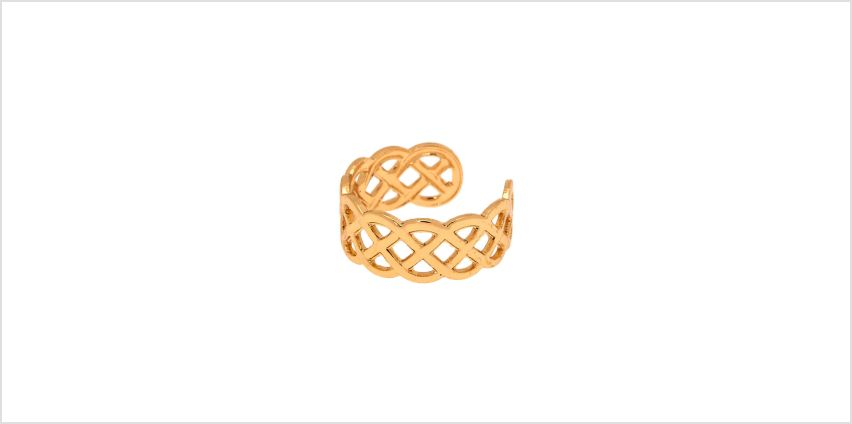 Go to Product: Gold Celtic Knot Toe Ring from Claires