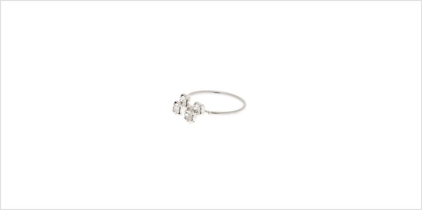 Go to Product: Sterling Silver 22G Zig Zag Nose Ring from Claires