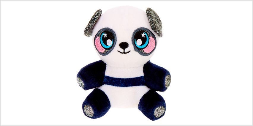 Go to Product: Squeezamals™ 3Deez Scented Panda Soft Toy from Claires