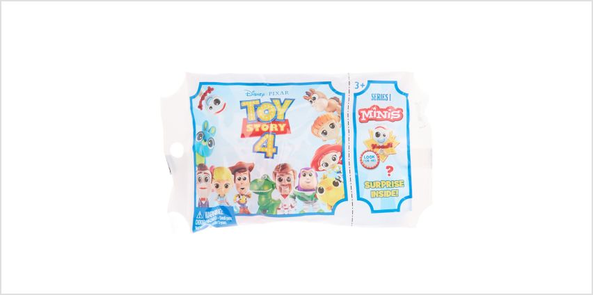 Go to Product: Toy Story 4© Series 1 Minis Blind Bag from Claires