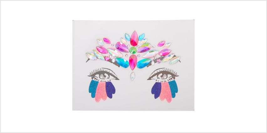 Go to Product: Rainbow Anodized Skin Gems & Stickers from Claires