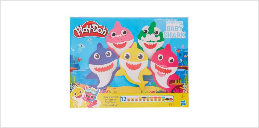 Go to Product: Play-Doh© Baby Shark™ Set from Claires