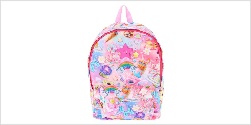 Go to Product: Cosmic Sweets Backpack - Pink from Claires