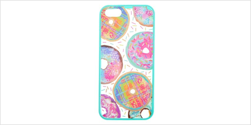 Go to Product: Donut Confetti Phone Case - Fits iPhone 5/5S/SE from Claires