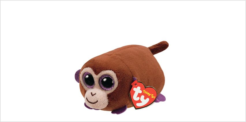 Go to Product: Teeny Ty Monkey Boo the Monkey Soft Toy from Claires