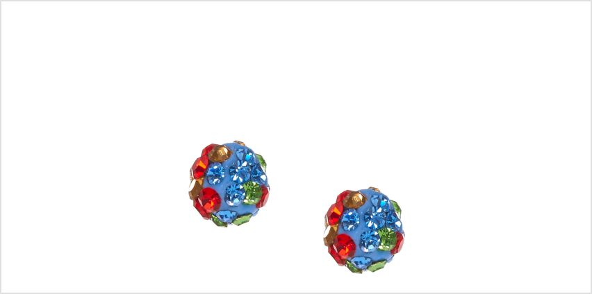 Go to Product: Multi- Tone Grey Fireball Stud Earrings from Claires