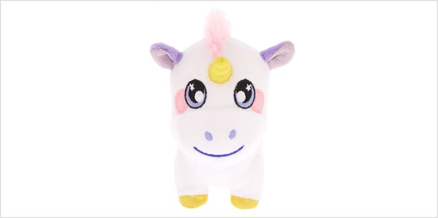 Go to Product: Squeezamals™ 3Deez Nana the Unicorn Soft Toy from Claires