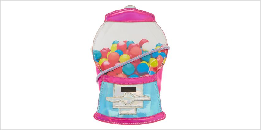 Gumball Machine Crossbody from Claires