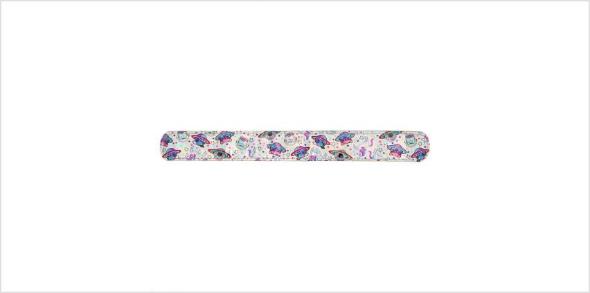 Go to Product: Holographic Astro Animal Slap Bracelet - Silver from Claires