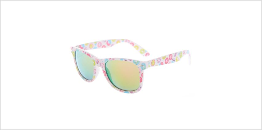Go to Product: Donut Critters Retro Sunglasses - White from Claires