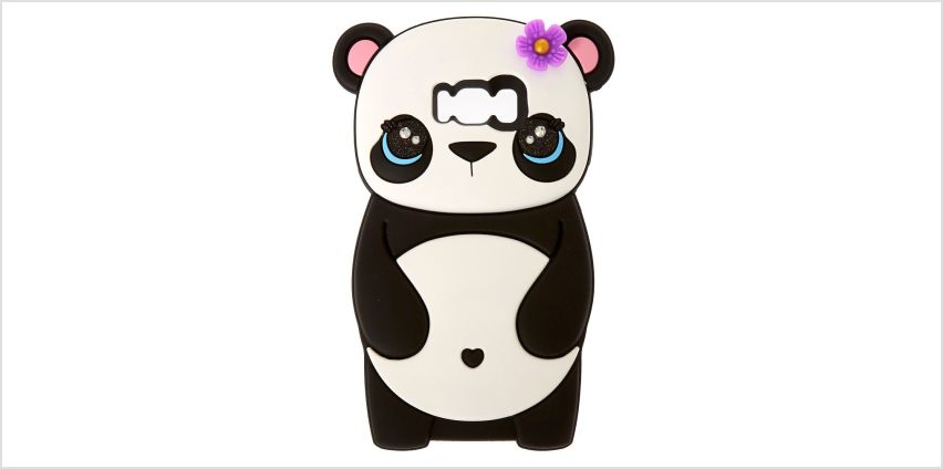 Go to Product: Panda Flower Phone Case - Fits Samsung Galaxy S8 from Claires