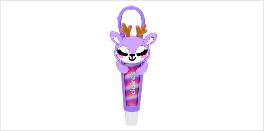 Go to Product: Ginger the Deer Lip Gloss Tube - Vanilla Frosting from Claires