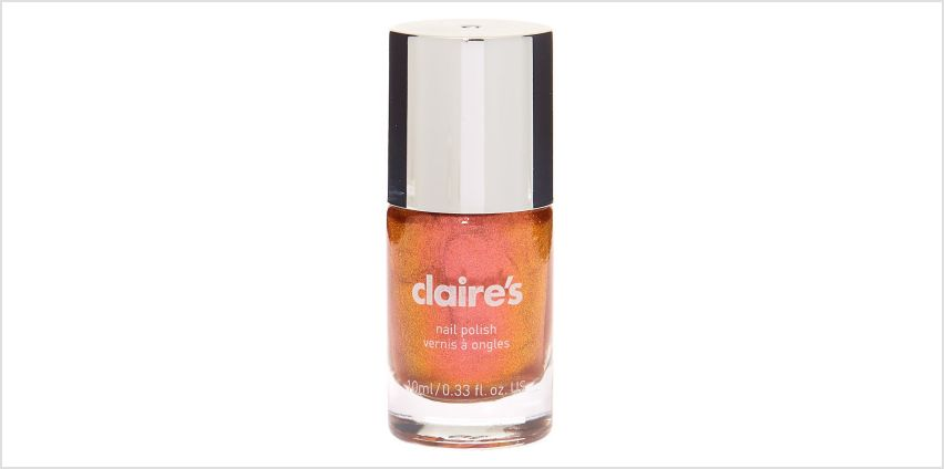 Go to Product: Shimmer Nail Polish - Copper from Claires