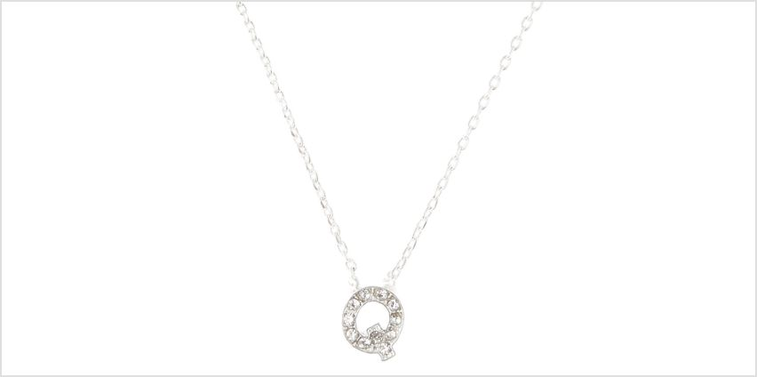 Go to Product: Q Pendant Necklace from Claires
