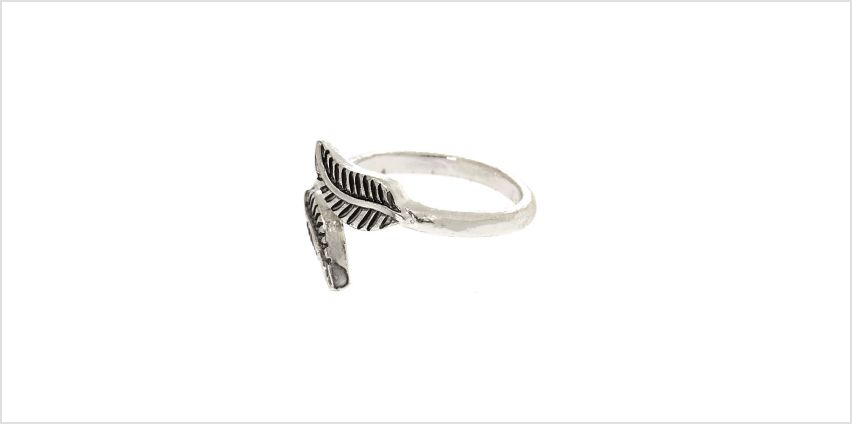 Go to Product: Silver Feathered Toe Ring from Claires
