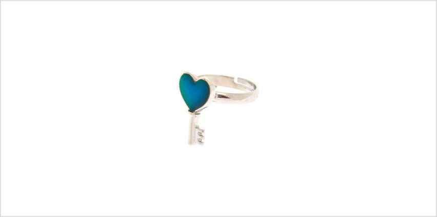 Go to Product: Mood Key Ring from Claires