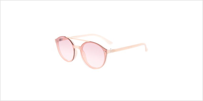 Go to Product: Round Aviator Sunglasses - Pink from Claires