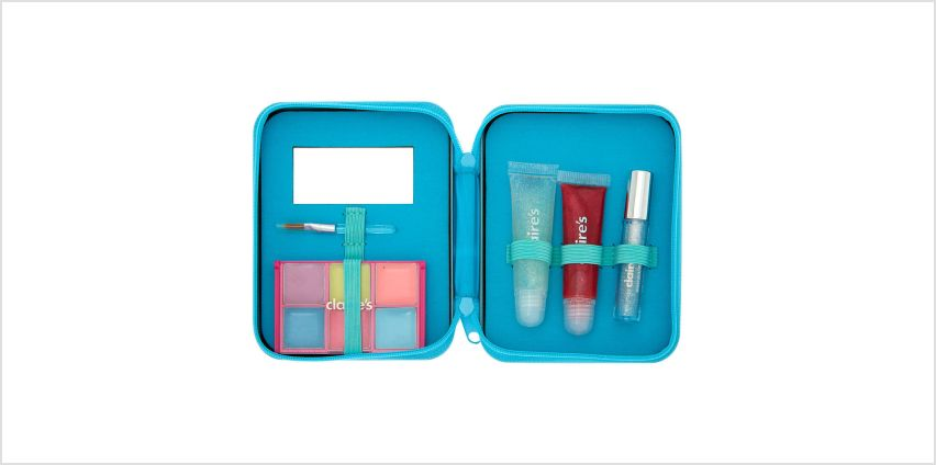 Miss Glitter the Unicorn Makeup Set - Turquoise from Claires