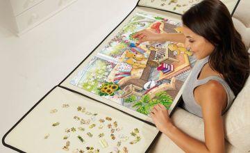 Jigsaw Puzzle Holder