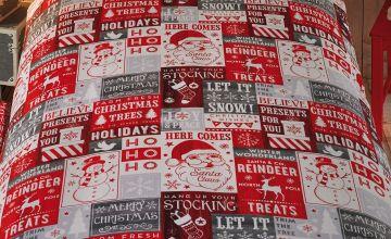 Ho Ho Ho Christmas Duvet Set